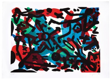View 11. Thumbnail of Lot 3.  A. R. PENCK | BERLIN SUITE.