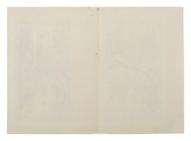 View 3. Thumbnail of Lot 4. GORDON ONSLOW-FORD   PETER IBBETSON—LA JEU DE MARSEILLES.