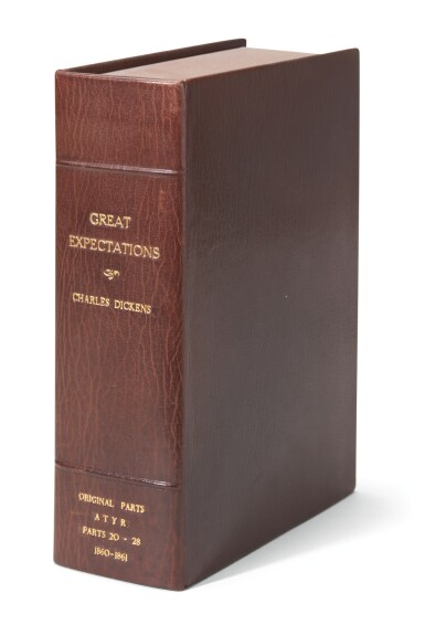 Dickens, Great Expectations, 1860-1861, first edition in the original 9 parts