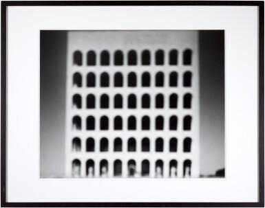 View 2. Thumbnail of Lot 116. HIROSHI SUGIMOTO    'E. U. R. PALAZZO DELLA CIVILTÀ ITALIANA', (FROM THE SERIES ARCHITECTURE), 1998.