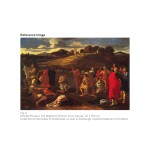 NICOLAS POUSSIN | The Baptism of Christ | 尼古拉・普桑 | 《基督受洗》