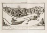 OUTHIER R. Journal d'un voyage au Nord en 1736 et 1737. Paris, 1744. In-4 veau fauve de l'époque