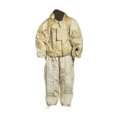 View 1. Thumbnail of Lot 11. APOLLO PROTOTYPE A6L SPACESUIT, INTERNATIONAL LATEX CORPORATION, 1967.