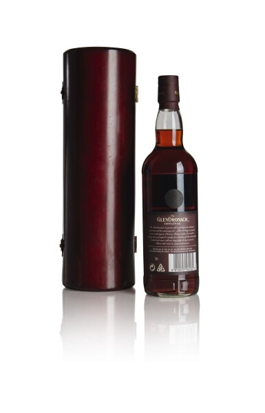 View 2. Thumbnail of Lot 260. THE GLENDRONACH OLOROSO  SHERRY CASK 33 YEAR OLD 40.0 ABV NV .