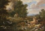 LAMBERT DE HONDT THE ELDER   Expulsion from the Garden of Eden