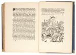 LAWRENCE, T.E. | Seven Pillars of Wisdom, 1926, 1st US edition, NO.7 OF 22 COPIES, signed by Doran