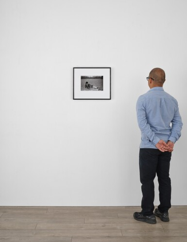 View 4. Thumbnail of Lot 101. DIANE ARBUS | PENELOPE TREE IN THE GRASS.