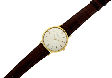 REFERENCE 6115 A YELLOW GOLD WRISTWATCH, CIRCA 1960