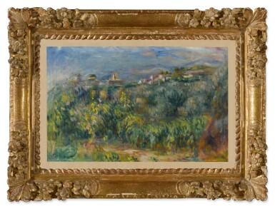 View 2. Thumbnail of Lot 39. Paysages de Provence: Cagnes .