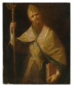 Sold Without Reserve   FOLLOWER OF FRANCESCO CAIRO   SAINT AMBROSE