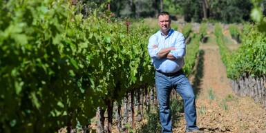 Wine Tasting at Hourglass Vineyards with Winemaker Tony Biagi