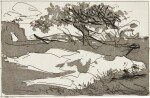 PABLO PICASSO | FROM SUEÑO Y MENTIRA DE FRANCO (PLANCHE II) (SEE B. 298; BA. 616)