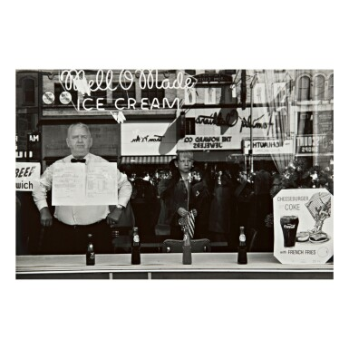 LEE FRIEDLANDER | 'NEWARK, N. J.'