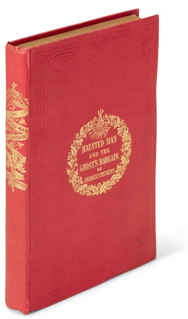 Dickens, The Haunted Man, 1848, first edition