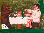 LEONID SOKOV   Stalin and Bear