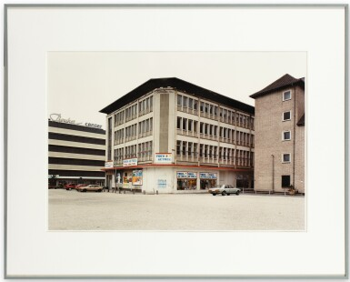 View 1. Thumbnail of Lot 65. THOMAS STRUTH | 23 WORKS FROM UNBEWUSSTE ORTE (UNCONSCIOUS PLACES), 1979-1989 .