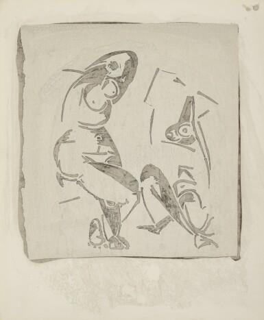 PABLO PICASSO | FEMMES À LEUR TOILETTE (BA. 1037; PICASSO PROJECT L-016)