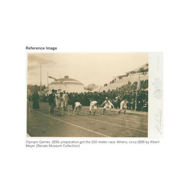 View 5. Thumbnail of Lot 173. COUBERTIN, PIERRE DE | The Olympic Manifesto.