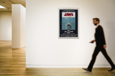 JAWS (1975) POSTER, US