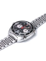 HEUER | REF 1163 AUTAVIA 'VICEROY', A STAINLESS STEEL CHRONOGRAPH WRISTWATCH WITH DATE AND BRACELET CIRCA 1975