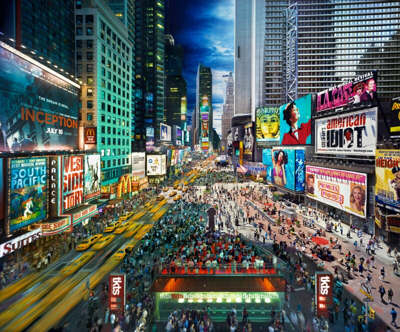 Times Square, NYC, Day to Night™