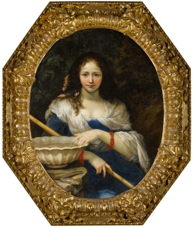 View 2. Thumbnail of Lot 41. 'La Pescatrice' (The Fisherwoman), or An Allegory of Fraud   《女漁夫》或《欺詐的寓言》.