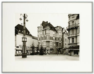 View 9. Thumbnail of Lot 65. THOMAS STRUTH | 23 WORKS FROM UNBEWUSSTE ORTE (UNCONSCIOUS PLACES), 1979-1989 .