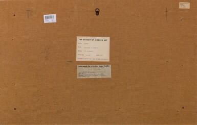 View 4. Thumbnail of Lot 40. ANDRÉ MASSON | FIANÇAILLES D'INSECTES.