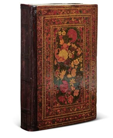 View 8. Thumbnail of Lot 24. Qur'an. copied by Ahmad al-Nayrizi, illuminated. Persia, Safavid and Qajar. 1122 AH/1710 AD.