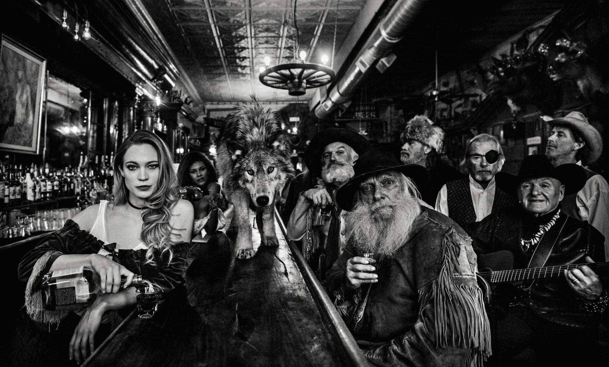 View full screen - View 1 of Lot 119. DAVID YARROW | 'THE USUAL SUSPECTS', 2018.