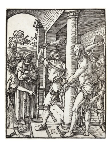 ALBRECHT DÜRER | THE FLAGELLATION; AND CHRIST IN LIMBO (B. 33, 41; M., HOLL. 142, 150)