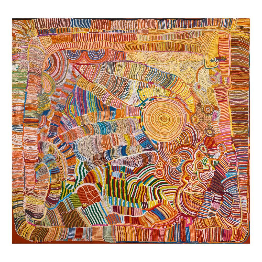 KAYILI ARTISTS | YUNPALARA (LAKE BLAIR)