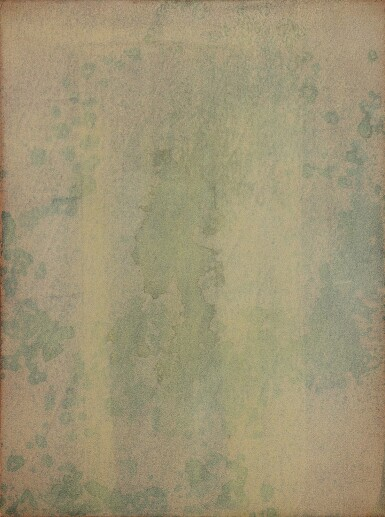 View 1. Thumbnail of Lot 15. Diamond Dust Oxidation Painting .
