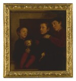 AFTER TIZIANO VECELLIO, CALLED TITIAN | THE VENDRAMIN FAMILY, A FRAGMENT