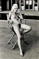 HELMUT NEWTON | 'MISS LIVINGSTONE (SITTING)', BEVERLY HILLS, 1981