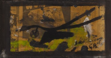 View 1. Thumbnail of Lot 65. Abstract Composition.