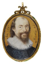 ENGLISH SCHOOL | PORTRAIT OF ROBERT BERTIE, 1ST EARL OF LINDSEY (1583-1642)