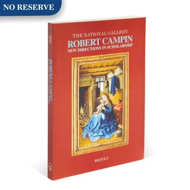 A Selection of Books on Robert Campin and the Master of the Flemalle