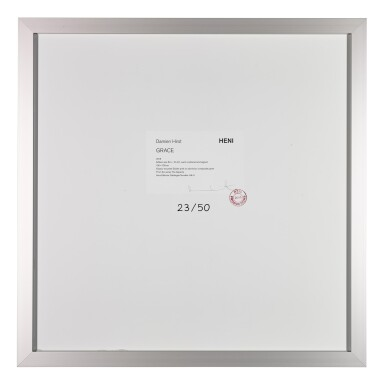 View 7. Thumbnail of Lot 19. DAMIEN HIRST   THE ASPECTS (H6-1-5).
