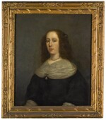 CORNELIUS JOHNSON | Portrait of a lady, possibly Anne Darell, wife of Thomas Berkeley of Spetchley, half-length