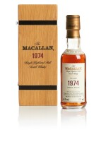 THE MACALLAN FINE & RARE 30 YEAR OLD 56.5 ABV 1974