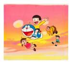 DORAEMON BY SHIN-EI ANIMATION 哆啦A夢 by 新銳動畫 | DORAEMON AND FRIENDS ANIMATION CEL 哆啦A夢和朋友手稿