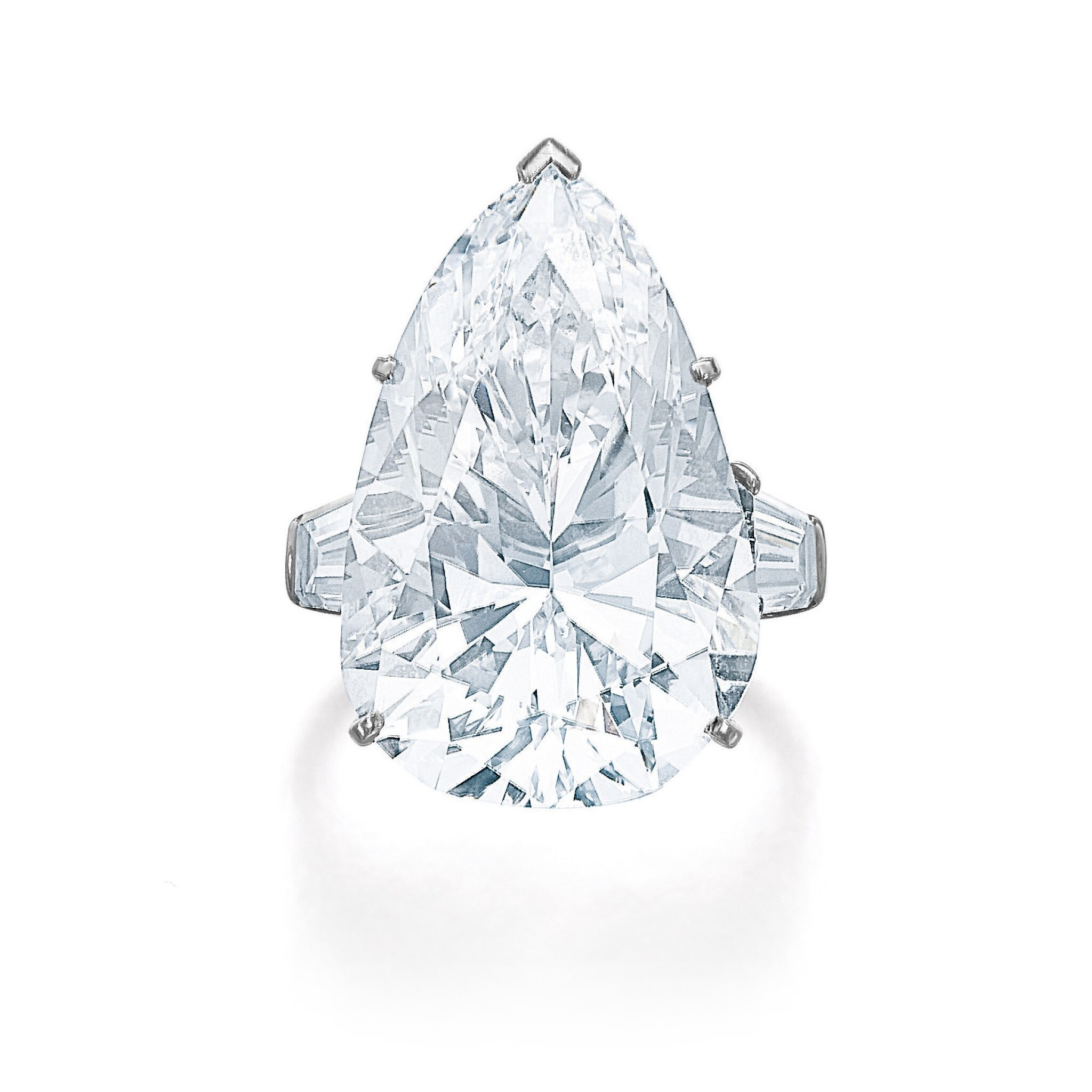 HARRY WINSTON [海瑞溫斯頓] | IMPORTANT DIAMOND RING, CIRCA 1970 [重要鑽石戒指,約1970年]