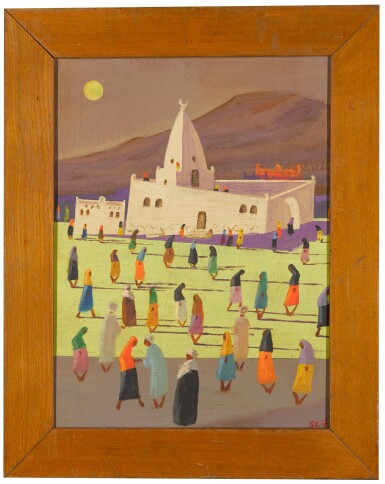 View 2. Thumbnail of Lot 22. SEIF WANLY | UNTITLED .