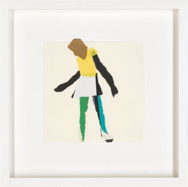 View 21. Thumbnail of Lot 801. DEBORAH ROBERTS | THE HISTORY OF EVERYTHING, PART THREE.