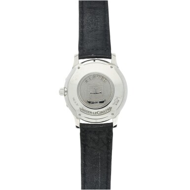 View 5. Thumbnail of Lot 242. REFERENCE 140.640.872 MASTER CONTROL A PLATINUM AUTOMATIC TRIPLE CALENDAR WRISTWATCH, CIRCA 1996.