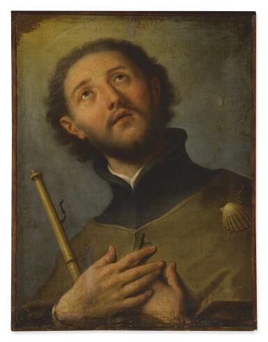 STEFANO TOFANELLI | HEAD OF A PILGRIM SAINT