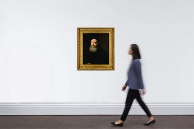 View 4. Thumbnail of Lot 26. Portrait of Jacques Boyceau (1560-1633).