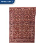 A Tabriz carpet, Northwest Persia
