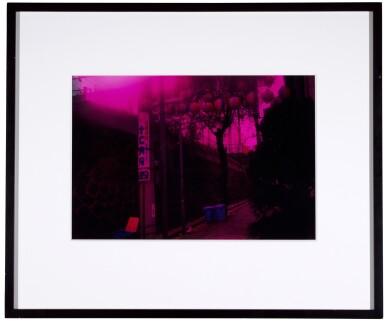 View 2. Thumbnail of Lot 21. DAIDO MORIYAMA | CITY THROUGH THE DOOR, 1983.